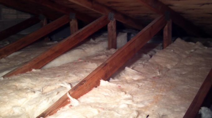 Improve Your Attic Insulation